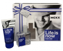 Mexx life is now for him set 866