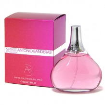 Antonio Banderas spirit for woman edt 50ml
