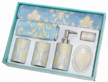Bathroom Set 1662