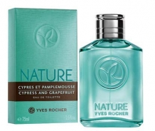 Nature Cypress and Grapefruit edt 75ml