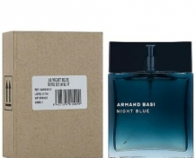 Armand Basi Night Blue edt 100ml tester
