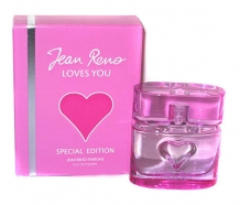JEAN RENO LOVES YOU SPECIAL EDITION 40ml