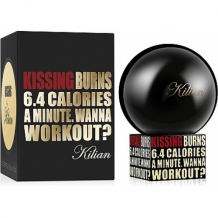 By Kilian Kissing Burns 6.4 Calories A Minute. Wanna Workout?