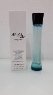 Armani Code Turquoise Pour Femme 75ml tester